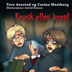 Knask eller knep! (lydbok) av Tore Aurstad, C