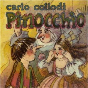 Pinocchio (lydbok) av Carlo Collodi
