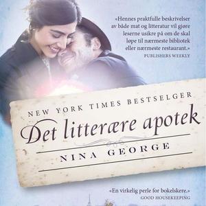 Det litterære apotek (lydbok) av Nina George