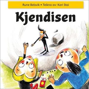 Kjendisen (lydbok) av Rune Belsvik