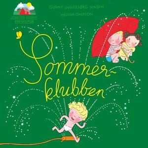 Sommerklubben (lydbok) av Gudny Ingebjørg Hag
