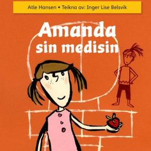 Amanda sin medisin (lydbok) av Atle Hansen