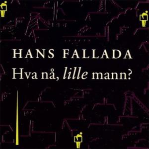 Hva nå, lille mann? (lydbok) av Hans Fallada