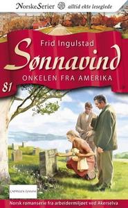 Onkelen fra Amerika (ebok) av Frid Ingulstad