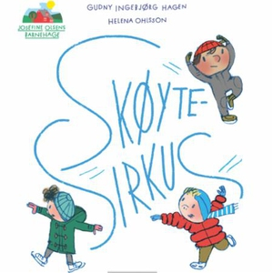 Skøytesirkus (lydbok) av Gudny Ingebjørg Hage