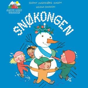 Snøkongen (lydbok) av Gudny Ingebjørg Hagen