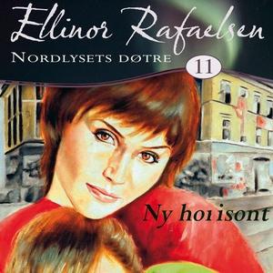 Ny horisont (lydbok) av Ellinor Rafaelsen