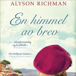 En himmel av brev (lydbok) av Alyson Richman
