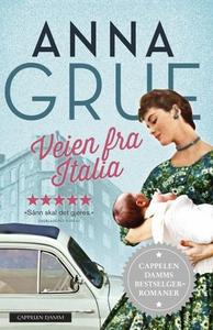 Veien fra Italia (ebok) av Anna Grue