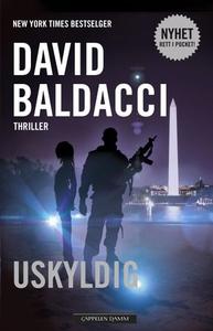 Uskyldig (ebok) av David Baldacci