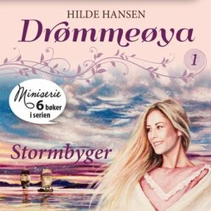 Stormbyger (lydbok) av Hilde Hansen