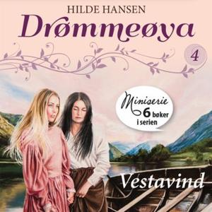 Vestavind (lydbok) av Hilde Hansen