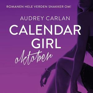 Calendar girl (lydbok) av Audrey Carlan