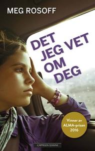 Det jeg vet om deg (ebok) av Meg Rosoff