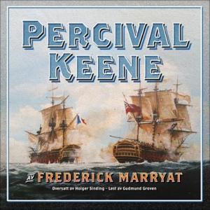 Percival Keene (lydbok) av Frederick Marryat