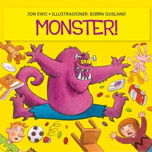 Monster! (lydbok) av Jon Ewo