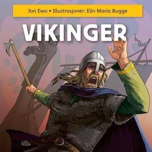 Vikinger (lydbok) av Jon Ewo