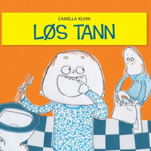 Løs tann (lydbok) av Camilla Kuhn
