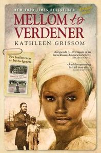Mellom to verdener (ebok) av Kathleen Grissom