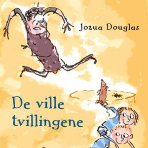 De ville tvillingene (lydbok) av Jozua Dougla