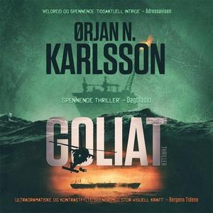 Goliat (lydbok) av Ørjan N. Karlsson