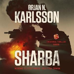 Sharba (lydbok) av Ørjan Nordhus Karlsson