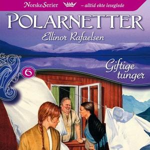 Giftige tunger (lydbok) av Ellinor Rafaelsen