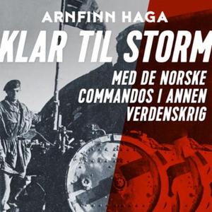 Klar til storm (lydbok) av Arnfinn Haga
