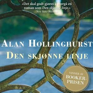 Den skjønne linje (lydbok) av Alan Hollinghur