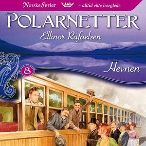 Hevnen (lydbok) av Ellinor Rafaelsen