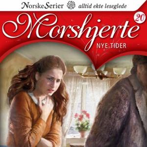 Nye tider (lydbok) av Anne-Lise Boge