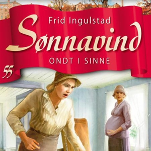 Ondt i sinne (lydbok) av Frid Ingulstad