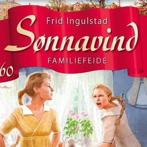Familiefeide (lydbok) av Frid Ingulstad