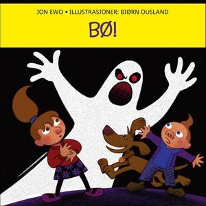Bø! (lydbok) av Jon Ewo