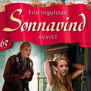 Avvist (lydbok) av Frid Ingulstad