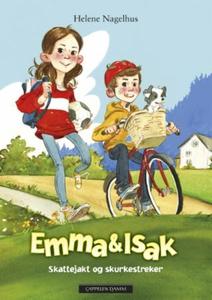 Emma & Isak (ebok) av Helene Nagelhus