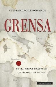 Grensa (ebok) av Alessandro Leogrande