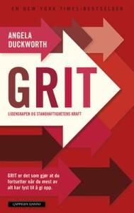 Grit (ebok) av Angela Duckworth