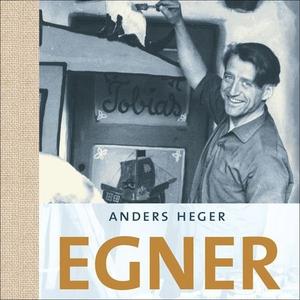 Egner (lydbok) av Anders Heger