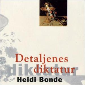 Detaljenes diktatur (lydbok) av Heidi Bonde