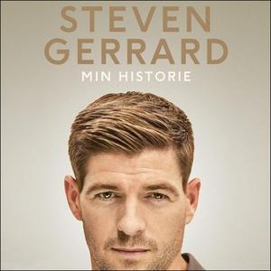 Min historie (lydbok) av Steven Gerrard