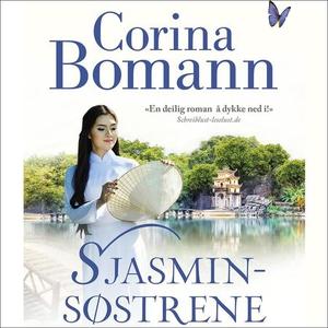Sjasminsøstrene (lydbok) av Corina Bomann