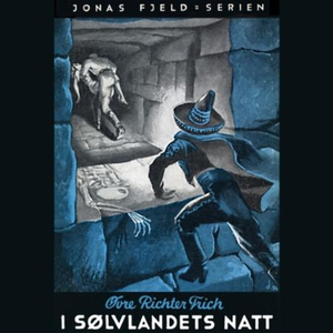 I sølvlandets natt (lydbok) av Øvre Richter F