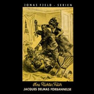 Jacques Delmas forbannelse (lydbok) av Øvre R