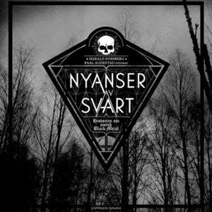 Nyanser av svart (lydbok) av Harald Fossberg