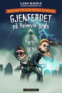Gjenferdet på Heimvik gods (ebok) av Lars Mæh