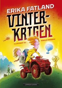 Vinterkrigen (ebok) av Erika Fatland