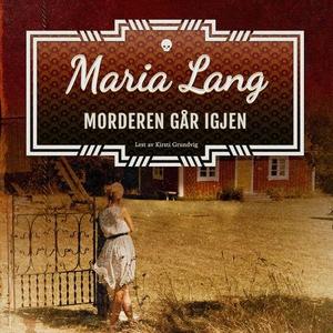 Morderen går igjen (lydbok) av Maria Lang