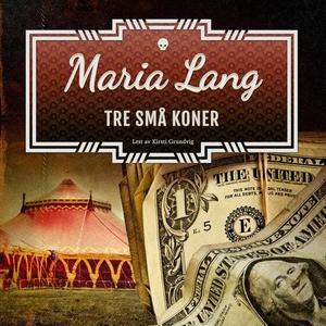 Tre små koner (lydbok) av Maria Lang