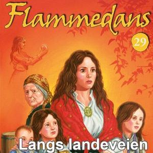 Langs landeveien (lydbok) av Jane Mysen